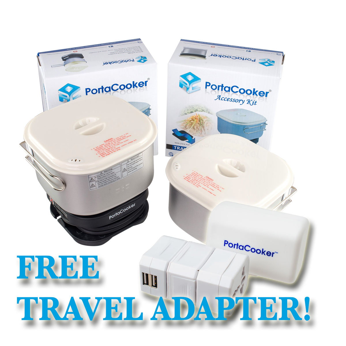 PortaCooker Travelers Kit